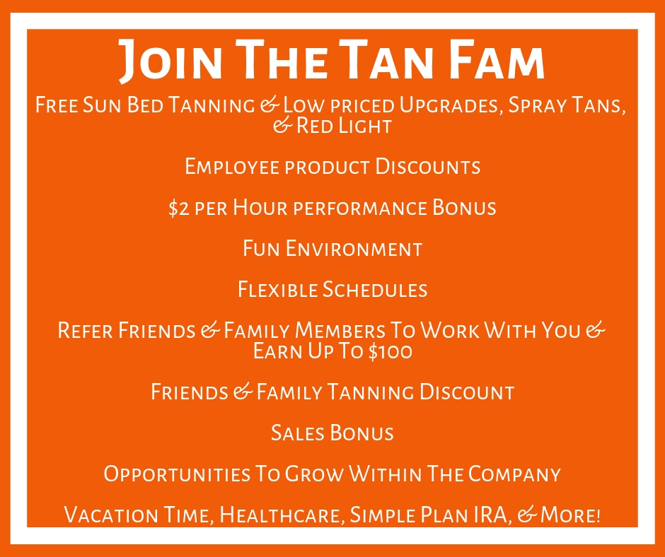 Join The Tan Fam